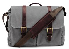 ONA Brixton Camera & Laptop Messenger Bag