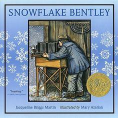 Snowflake Bentley   IndieBound