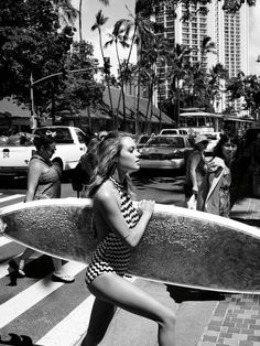 MIMITIKA // girl :: surf :: waikiki :: city //