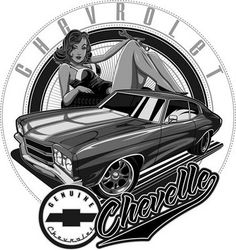 Chevrolet Chevelle Vintage Classic Cars and Girls Chevy Chevelle Ss, Chevrolet Vega, American Muscle Cars, Amazing Cars, Awesome, Hot Cars, Dream Cars, Classic Cars, Nice Cars