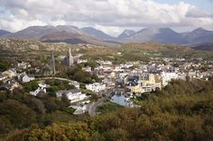 Connemara Village, Irlandia