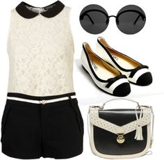 """Lace It Up"" by ultimatequeenb on Polyvore"