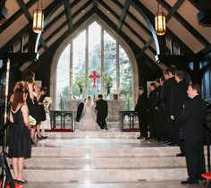 Chapel Of Our Savior Choose The Breathtaking With West Facing Window Or Have An Colorado Wedding