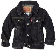Levi's Baby-boys Infant 7747 Denim Jacket