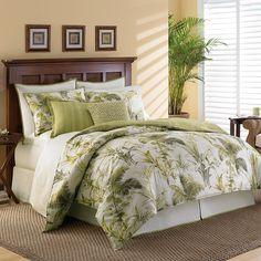 Tommy Bahama® Home Island Botanical Comforter Set, 100% Cotton - BedBathandBeyond.com