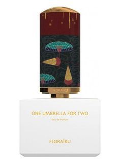 Floraiku One Umbrella for Two is a perfume that smells like blackcurrant jam and genmaicha tea.