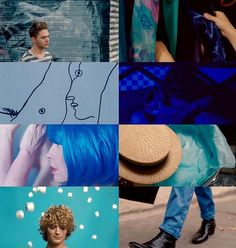 Les Amours Imaginaires - Blue Theme - Xavier Dolan