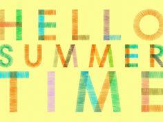 Hello Summertime – Jason Wong – Friends of Type