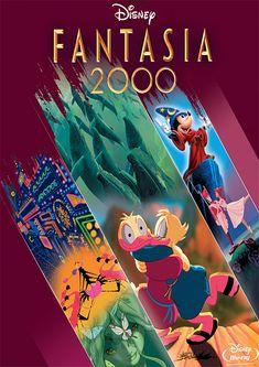 Fantasia 2000 - Varios directores.
