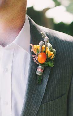 Floral Design: Mark Padgett Wedding Design - http://www.stylemepretty.com/portfolio/mark-padgett-event-design Photography: Jake and Necia Photography - http://www.stylemepretty.com/portfolio/jake-and-necia-photography   Read More on SMP: http://www.stylemepretty.com/california-weddings/2015/06/08/colorful-citrus-inspired-southern-california-wedding/