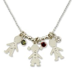 1000 Images About Grandmother Necklace With Birthstones