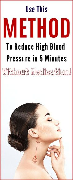 Use This METHOD to Reduce High Blood Pressure in 5 Minutes Without Medication! remedies for anxiety remedies for sleep remedies high blood pressure remedies simple remedies sinus infection Natural Blood Pressure, Reducing High Blood Pressure, Blood Pressure Remedies, Lower Blood Pressure, Pressure Points, Reduce Blood Pressure Naturally, Natural Health Remedies, Home Remedies, Herbal Remedies