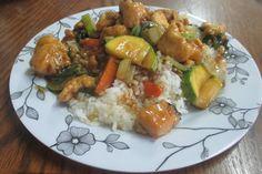 Penniless Parenting: Chicken Vegetable Stir Fry Recipe- Gluten Free, Re...