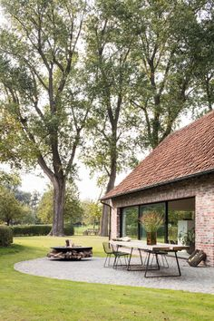Beautiful Buildings, Beautiful Homes, Outdoor Spaces, Outdoor Living, Barn Renovation, Farmhouse Renovation, Pool Landscape Design, Tiny House Cabin, Cabana