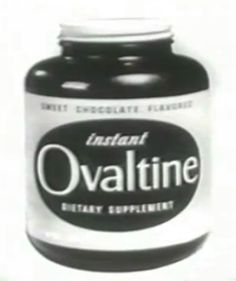Ovaltine. when the crunchy things used to float at the top and we scooped it out and ate it