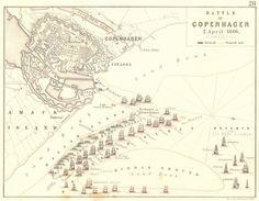 Copenhagen, battle of, 2 April 1801