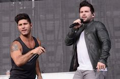 Dan + Shay Prove They're at Head of the Class During Ryman Auditorium Show