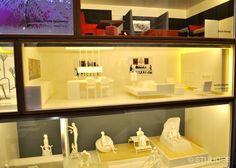 Interieur Maquette met 3D print meubelen op Material Xperience   Fotografie: STIJLIDEE   Interieuradvies en Styling