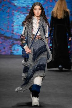 Fabrizio Rozzi Blog: Anna Sui Winter 2015 – 2016 collection