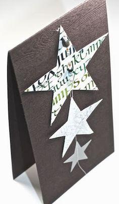 FlebbeArt: ein bischen Weihnachtskalligrafie...