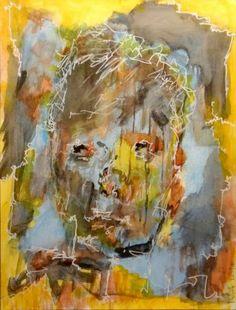 mutisme autopsie : Mixte sur papier - Phil Jacques