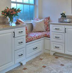 Master Bath Remodel - No Tub! — http://carlaaston.com/designinthewo/2012/03/master-bath-remodel-no-tub.html#