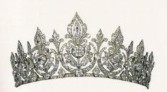 Creata da Cartier nel 1878 per la moglie del conte di Rosebery