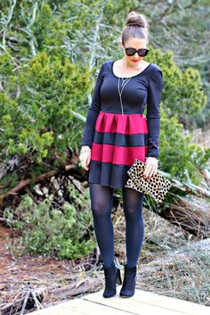 Saltwater and Stilettos Now let me introduce The Shopping Bag.  The Shopping Bag is such a fun and unique online boutique that gets new affordable arrivals every week! Get 25% off any The Shopping Bag order with code SALTWATERANDSTILETTOS at www.shoptheshoppingbag.com.  One of my favorite new arrivals is this Wink Pink Shift Dress!  Go check out The Shopping Bag now and see what fun goodies you can find!