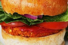 Veggie burgers 4 ways · vegetarian recipes videosvegetarian protein meals vegan recipes easy healthyvegetarian sandwich Veggie Recipes, Whole Food Recipes, Vegetarian Recipes, Cooking Recipes, Healthy Recipes, Vegetarian Cooking, Vegetarian Burgers, Vegetarian Barbecue, Hamburger Recipes