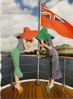 Polka dots and stripes | http://cocokelley.blogspot.com/2012/03/week-of-wanderlust.html