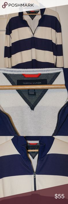 Tommy Hilfiger Rugby Shirt XXL....NWT Tommy Hilfiger Rugby Shirt XXL....NWT....smoke/pet free....shipping within 1 business day....please ask any questions. Tommy Hilfiger Shirts