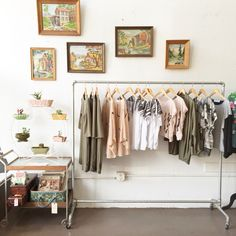 Amelia Outpost at Hoot + Louise, Memphis, TN, opening at the end of May... read more on the blog