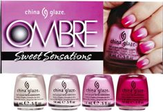 Ombre Collections from China Glaze