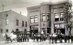 The Pufferbelly Station, Engine Company No.1, 414 French Street (early 1900s)