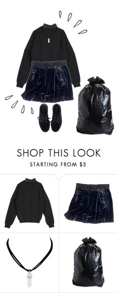 """Untitled #26"" by chillamlany on Polyvore featuring Y/Project, Madewell, Old Navy and Underground"
