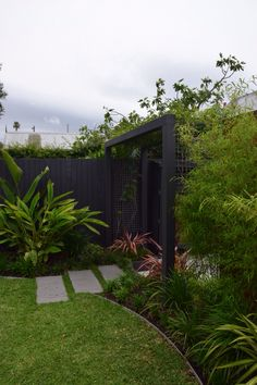 14 months in - Bali Inspired Garden - Botanical Space Landscapes - Landscape Design & Construction - Melbourne, Australia - www.botanicalspace.com