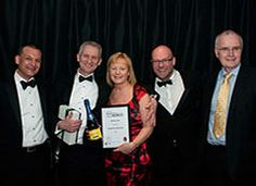 Brick-Tie Preservation win at the property care association awards - again! » Brick-Tie Preservation