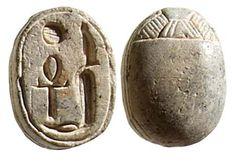 Miniature Scarab Seals