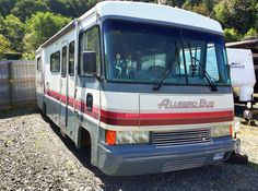 1997 Allegro Tiffin Bus RV 32 feet in good condition good for retirement or family many years left only 45,000 miles all accessories 2 AC 2 TVs  http://pnr.ma/bIJwNk http://pnr.ma/dIEPem $19,500 obo