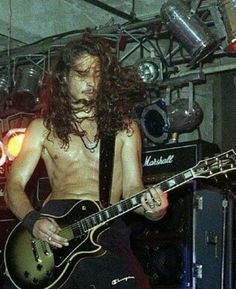 1000+ ideas about Chris Cornell on Pinterest | Temple Of The Dog ...