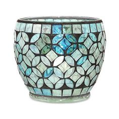 Candles at Kohl's - Shop our full selection of candles, including this San Miguel Primavera Pillar Candleholder, at Kohl's. Pillar Candle Holders, Pillar Candles, Cute Candles, Unique Rugs, Rustic Contemporary, Soft Furnishings, Accent Pieces, Shades Of Blue, Furniture Decor