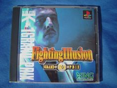 PS1 Japanese : Fighting Illusion - K1 - Grand Prix SLPS 00340 http://www.japanstuff.biz/ CLICK THE FOLLOWING LINK TO BUY IT ( IF STILL AVAILABLE ) http://www.delcampe.net/page/item/id,0377948248,language,E.html