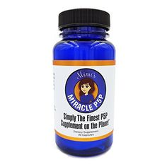 Mimi's Miracle P5P Vitamin B6 Supplement With Fulvic Acid for Advanced Absoprtion ** You can find more details by visiting the image link.