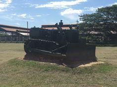 Barreminas en Batallón de Mantenimiento de Ingenieros (BAMAI) - Centro Nacional de Entrenamiento (CENAE)