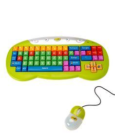 Light-Up Keyboard & Mouse for Kids.