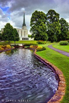 #London #LDS #Mormon #Temple