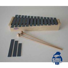 Jogos de sinos, xilofones, metalofones e outros instrumentos de iniciação musical (Orff) compre no Salão Musical de Lisboa. Visite o nosso site.