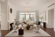 The Obamas' New York City Home Is Stunning (Or So We Imagine)