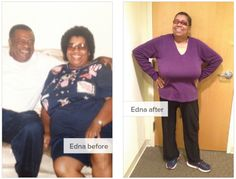 Edna lost 25+ lbs, dropped 3 dress sizes, and got her diabetes under control with HDL, Inc. Read her inspirational story here.