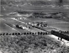Brant Ranch in Girard 1924